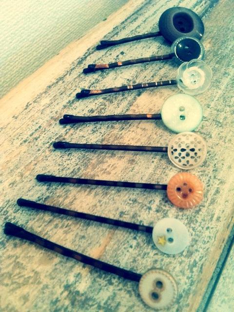Hair pin ヘアピン2